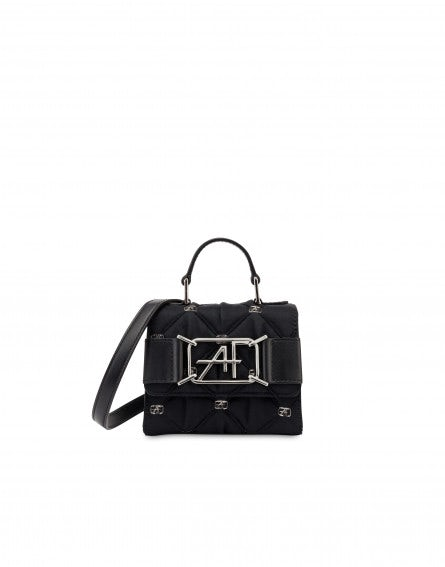 Mini AF Logo bag in matelassé