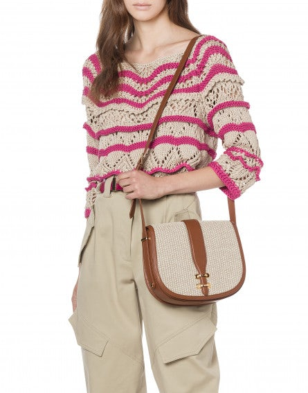 Alby bag in raffia