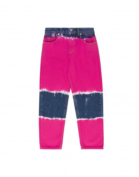Junior Tie Dye trousers