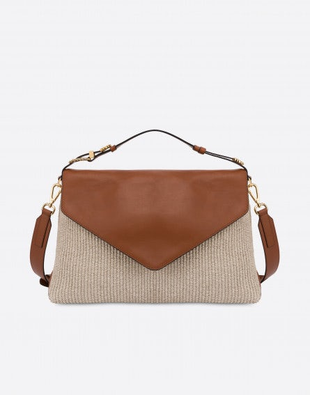 Dori bag in raffia