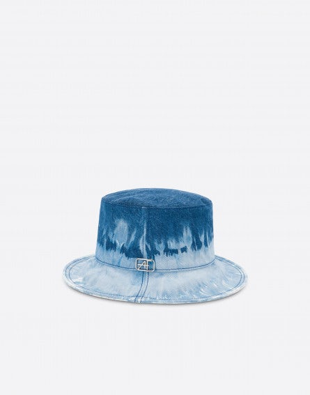 Oceanic Tie Dye I Love Summer bucket hat