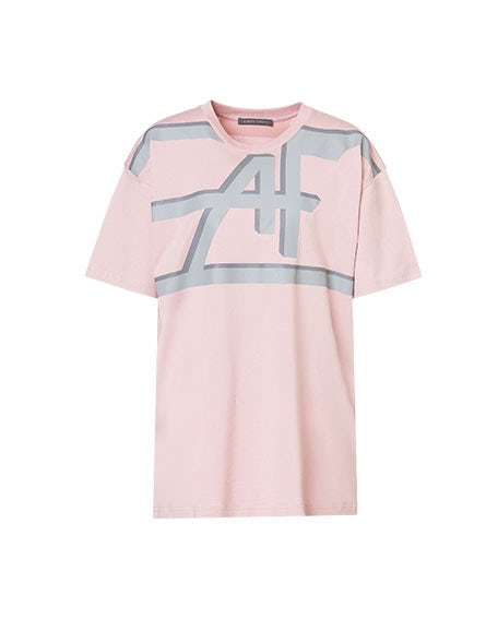 Oversize T-shirt with new AF logo