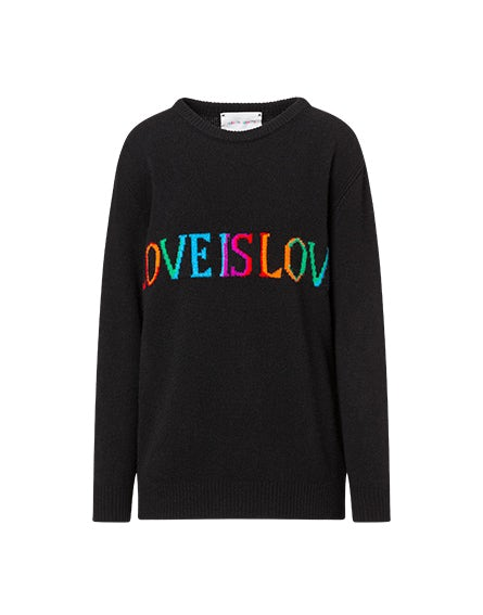 Love Is Love jumper