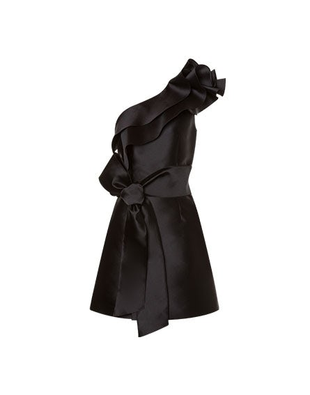 Robe de cocktail Mikado