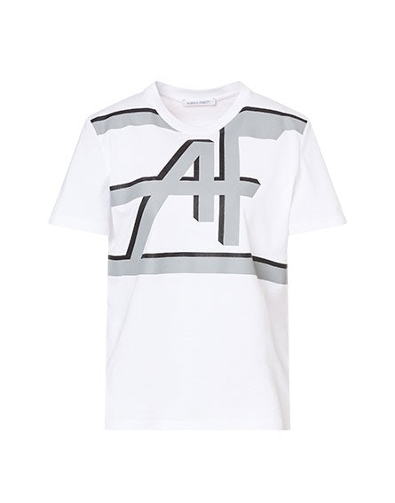 T-shirt with new AF logo