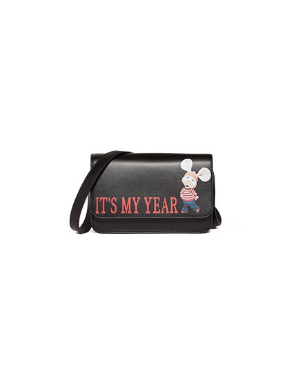 It's My Year black bag