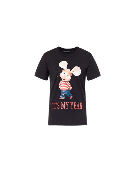 It's My Year black T-shirt