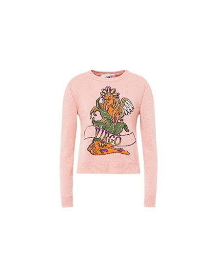 Love Me Starlight Virgo jumper