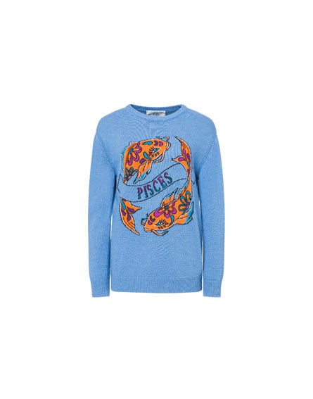 Love Me Starlight Pisces jumper
