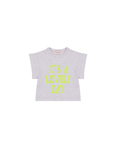 Junior camiseta It's A Lovely Day