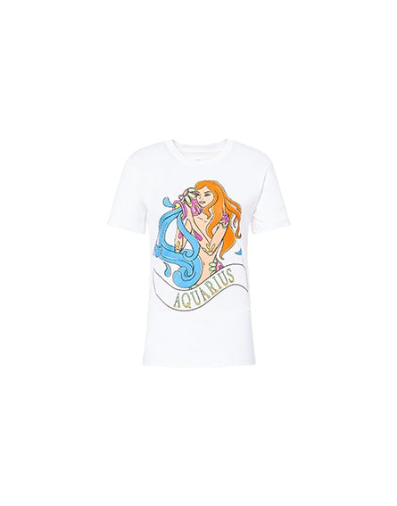T-shirt Love Me Starlight Aquarius
