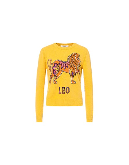 Love Me Starlight Leo jumper
