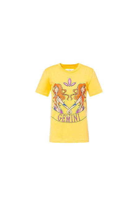 T-shirt Love Me Starlight Gemini