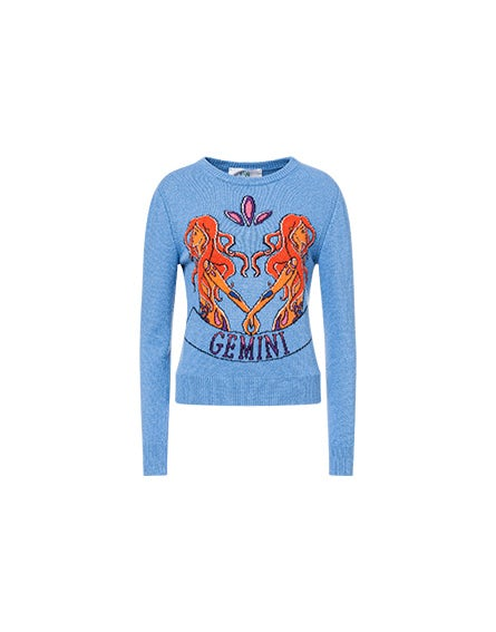 Love Me Starlight Gemini jumper