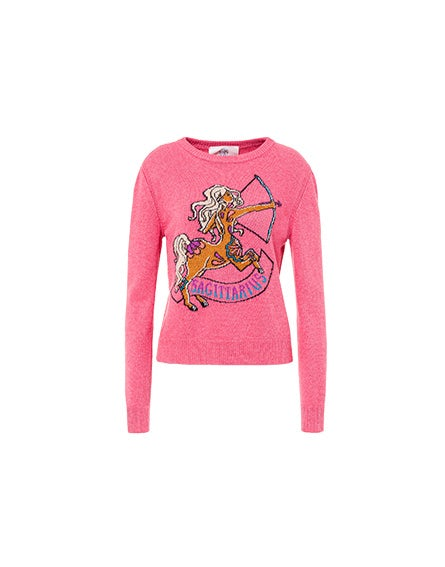 Love Me Starlight Sagittarius jumper